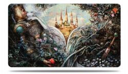 PLAY MAT -  MAGIC: THE GATHERING – THRONE OF ELDRAINE ENCHANTMENT GAMING PLAYMAT(24