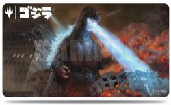 PLAY MAT -  PLAYMAT WITH TUBE - MTG - GODZILLA, KING OF THE MONSTERS (24
