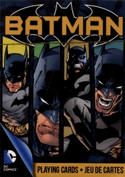 PLAYING CARDS -  BATMAN