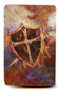 PLAYING CARDS -  SHIELD (RICHARD BOUTIN)