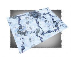 PLAYMAT -  FLG MATS - SNOWBASE (4'X6')