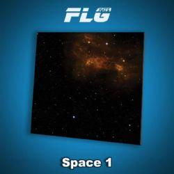 PLAYMAT -  FLG MATS - SPACE 1 (3'X3')
