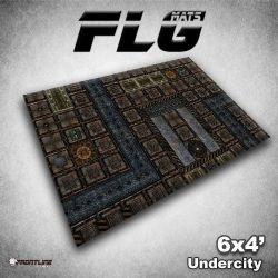 PLAYMAT -  FLG MATS - UNDERCITY (6'X4')