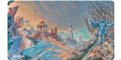 PLAYMAT -  MAGIC - DOUBLE MASTER, DOUBLE PLAYMAT - URZA TRON AND KARN - 6 FEETS