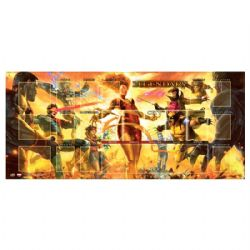 PLAYMAT -  MARVEL LEGENDARY - DARK PHOENIX VS X-MEN (32.5