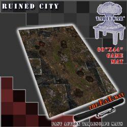 PLAYMAT -  RUINED CITY (60