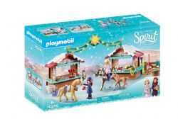 PLAYMOBIL -  A MIRADERO CHRISTMAS (116 PIECES) 70395