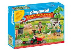 PLAYMOBIL -  ADVENT CALENDAR - FARM
