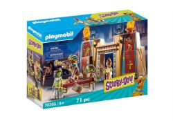 PLAYMOBIL -  ADVENTURE IN EGYPT (71 PIECES) 70365