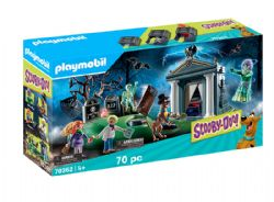PLAYMOBIL -  ADVENTURE IN THE CEMETERY (70 PIECES) 70362