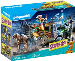 PLAYMOBIL -  ADVENTURE IN THE WILD WEST (70 PIECES) 70364