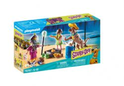 PLAYMOBIL -  ADVENTURE WITH WITCH DOCTOR 70707