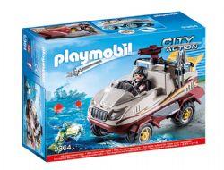 PLAYMOBIL -  AMPHIBIOUS TRUCK 9364