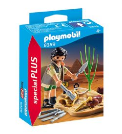 PLAYMOBIL -  ARCHEOLOGIST 9359