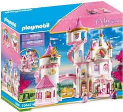PLAYMOBIL -  BIG PRINCESS CASTLE (644 PIECES) 70447