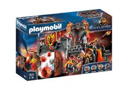 PLAYMOBIL -  BURNHAM RAIDERS FORTRESS (215 PIECES) 70221
