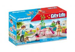 PLAYMOBIL -  CAFE SPACE (60 PIECES) 70593