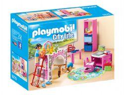 PLAYMOBIL -  CHILDREN'S ROOM 9270