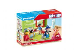 PLAYMOBIL -  CHILDREN WITH COSTUMES (29 PIECES) 70283