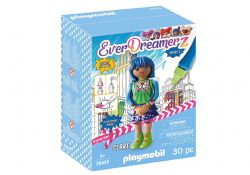 PLAYMOBIL -  CLARE (30 PIECES) -  COMIC WORLD 70477