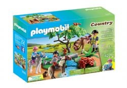 PLAYMOBIL -  COUNTRY HORSEBACK RIDE (40 PIECES) 5685