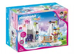 PLAYMOBIL -  CRYSTAL DIAMOND HIDEOUT 9470