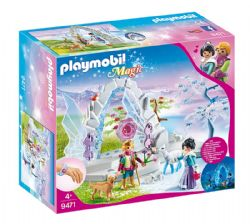 PLAYMOBIL -  CRYSTAL GATE TO THE WINTER WORLD 9471