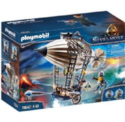 PLAYMOBIL -  DARIO'S AEROSTAT (64 PIECES) 70642