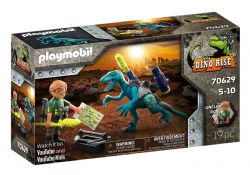 PLAYMOBIL -  DEINONYCHUS: READY FOR BATTLE (50 PIECES) 70629