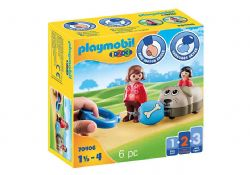PLAYMOBIL -  DOG WAGON 70406