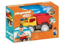 PLAYMOBIL -  DUMP TRUCK 9142