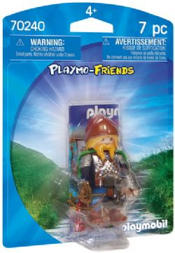 PLAYMOBIL -  DWARF FIGHTER (7 PIECES) 70240