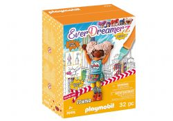 PLAYMOBIL -  EDWINA (32 PIECES) -  COMIC WORLD 70476