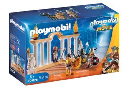 PLAYMOBIL -  EMPEROR MAXIMUS IN THE COLOSSEUM (53 PIECES) 70076