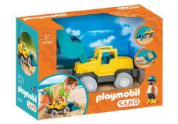 PLAYMOBIL -  EXCAVATOR 9145