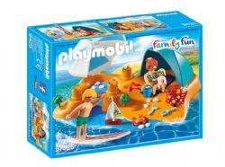 PLAYMOBIL -  FAMILY BEACH DAY 9425