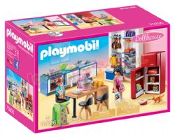 PLAYMOBIL -  FAMILY KITCHEN 70206