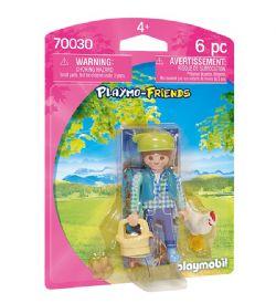 PLAYMOBIL -  FARMER (6 PIECES) 70030