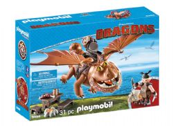 PLAYMOBIL -  FISHLEGS AND MEATLUG (31 PIECES) 9460