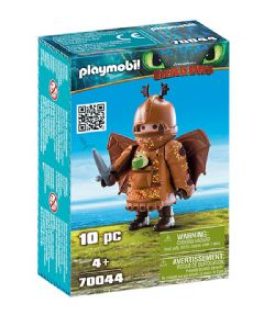 PLAYMOBIL -  FISHLEGS WITH FLIGHT SUIT (10 PIECES) 70044
