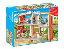 PLAYMOBIL -  FURNISHED CHILDREN'S HOSPITAL 6657