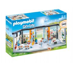 PLAYMOBIL -  FURNISHED HOSPITAL WING (297 PIECES) 70191