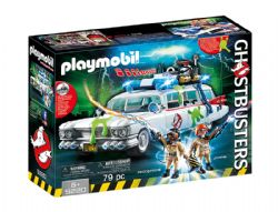 PLAYMOBIL -  GHOSTBUSTERS ECTO-1 (79 PIECES) 9220