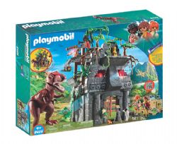 PLAYMOBIL -  HIDDEN TEMPLE WITH T-REX (121 PIECES) 9429