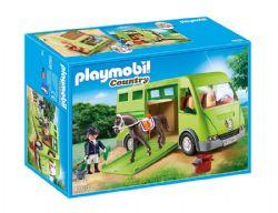 PLAYMOBIL -  HORSE TRANSPORTER 6928