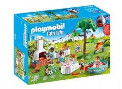PLAYMOBIL -  HOUSEWARMING PARTY 9272