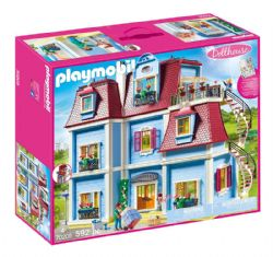 PLAYMOBIL -  LARGE DOLLHOUSE 70205