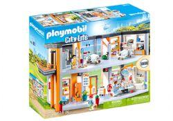 PLAYMOBIL -  LARGE HOSPITAL (512 PIECES) 70190