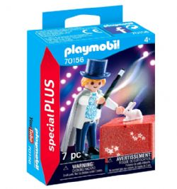 PLAYMOBIL -  MAGICIAN (7 PIECES) 70156