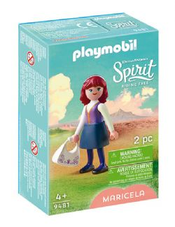 PLAYMOBIL -  MARICELA (2 PIECES) 9481